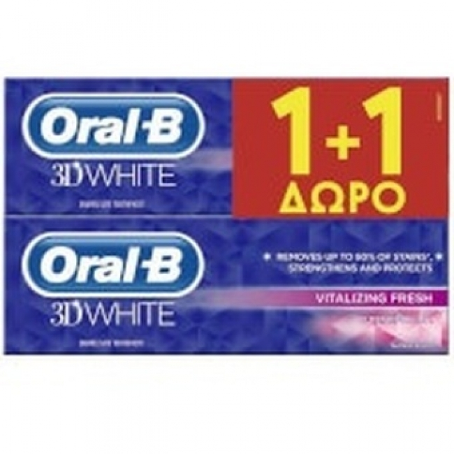Oral-B 3DW Vitalizing Fresh 75ml