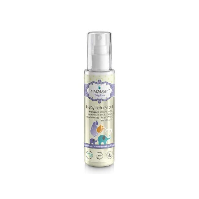 Tol Velvet Baby Natural Oil 100ml
