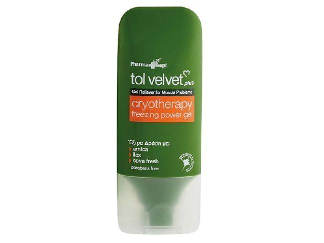 Pharmasept Tol velvet Cryotherapy Freezing Power Gel,100ml