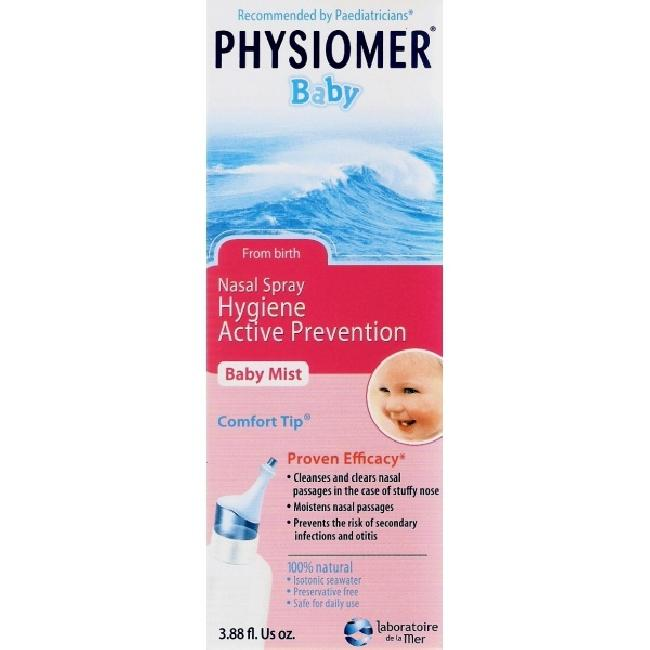 Physiomer Baby Comfort Ρινικό Σπρέι 115ml