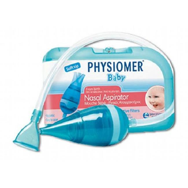 PHYSIOMER BABY NASAL ASPIRATOR KIT
