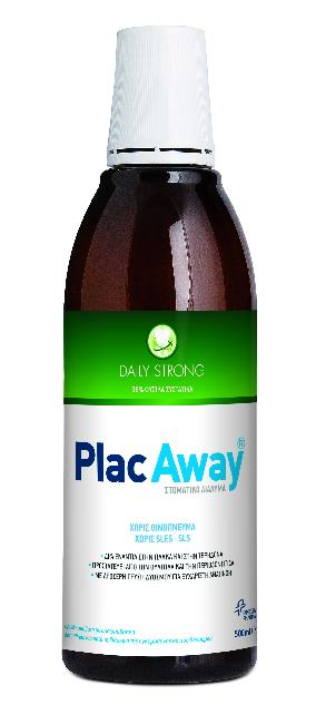 Plac Away Daily Care Strong Solution 500ml