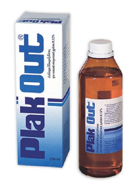 Plaκ Out Solution 250ml