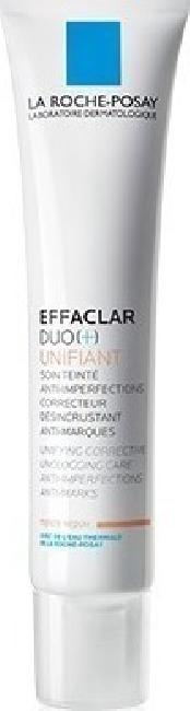 La Roche Posay Effaclar Duo(+) Unifiant Light 40ml