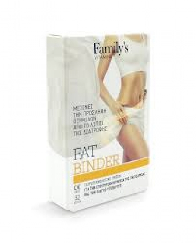 Power Health Family's Vitamins Fat Binder , 32 Δισκία