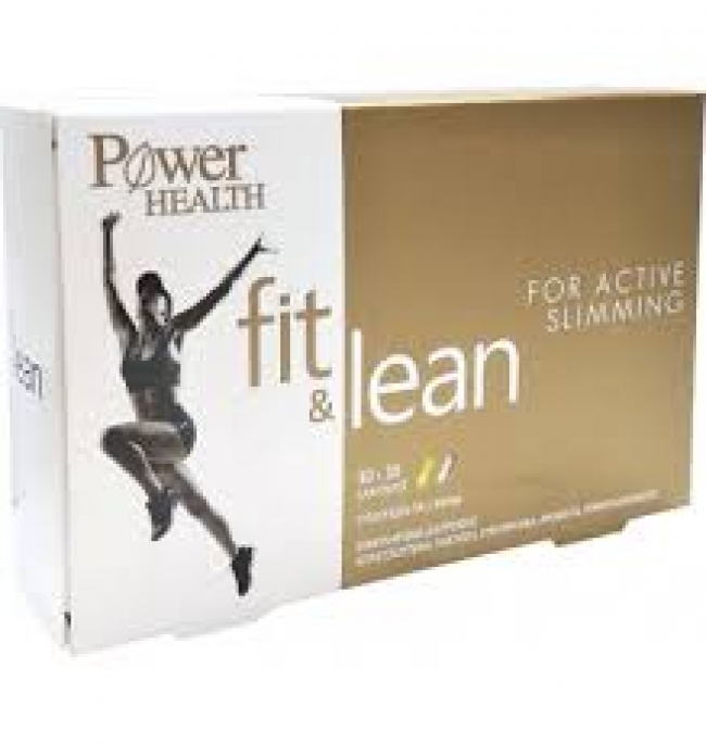 Power Health Fit and Lean 60caps