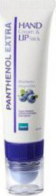 Medisei Panthenol Extra Hand Cream & Lipstick Blueberry , 25ml