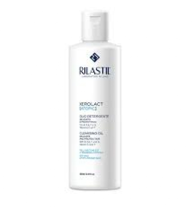 Rilastil Xerolact Atopic Cleansing Oil 250ml