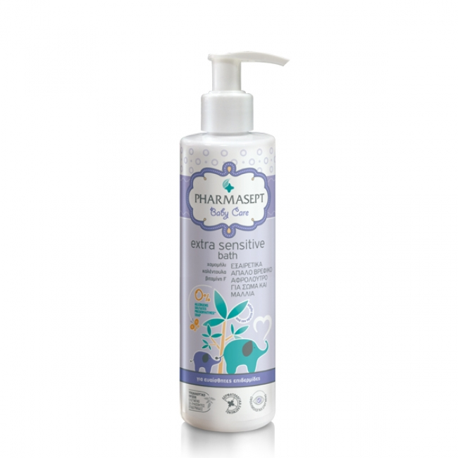 Pharmasept Baby Extra Sensitive Bath 250ml