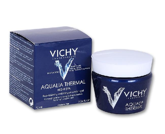 Vichy Aqualia Thermal Night Spa , 75 ml