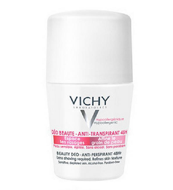 Vichy DEODORANT Ideal Finish Roll - On, 50 Ml
