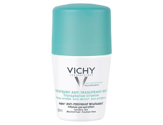 Vichy Deodorant Roll-On 48h, 50ml