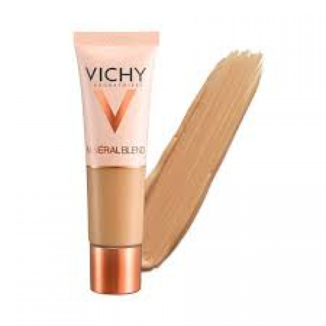 Vichy Mineral Blend Make Up Fluid 12 Sienna 30ml