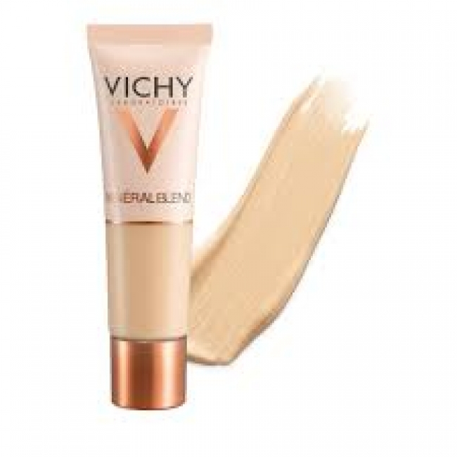 Vichy Mineral blend Ενυδατικό Foundation 30ml No11 Granite 30ml