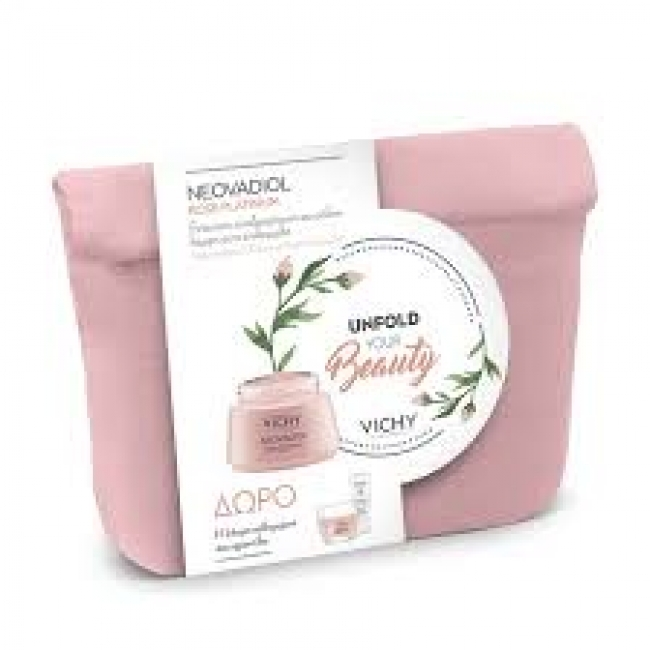 Vichy Promo Neovadiol Rose Platinium 50ml & ΔΩΡΟ Phytosculpt 15ml & Double Glow Peel Mask 15ml & Mineral 89 Εyes 1ml